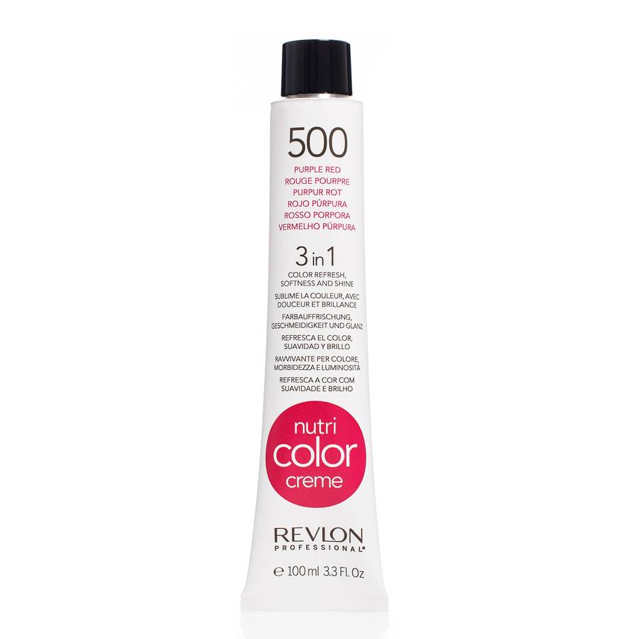 Revlon Professional Nutri Color Creme 100ml #500 Purple Red