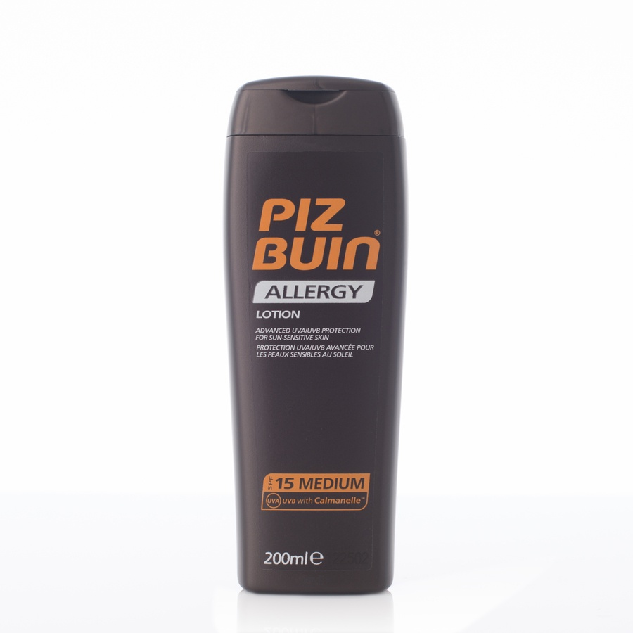 Piz Buin SPF15 Allergy Lotion 200ml