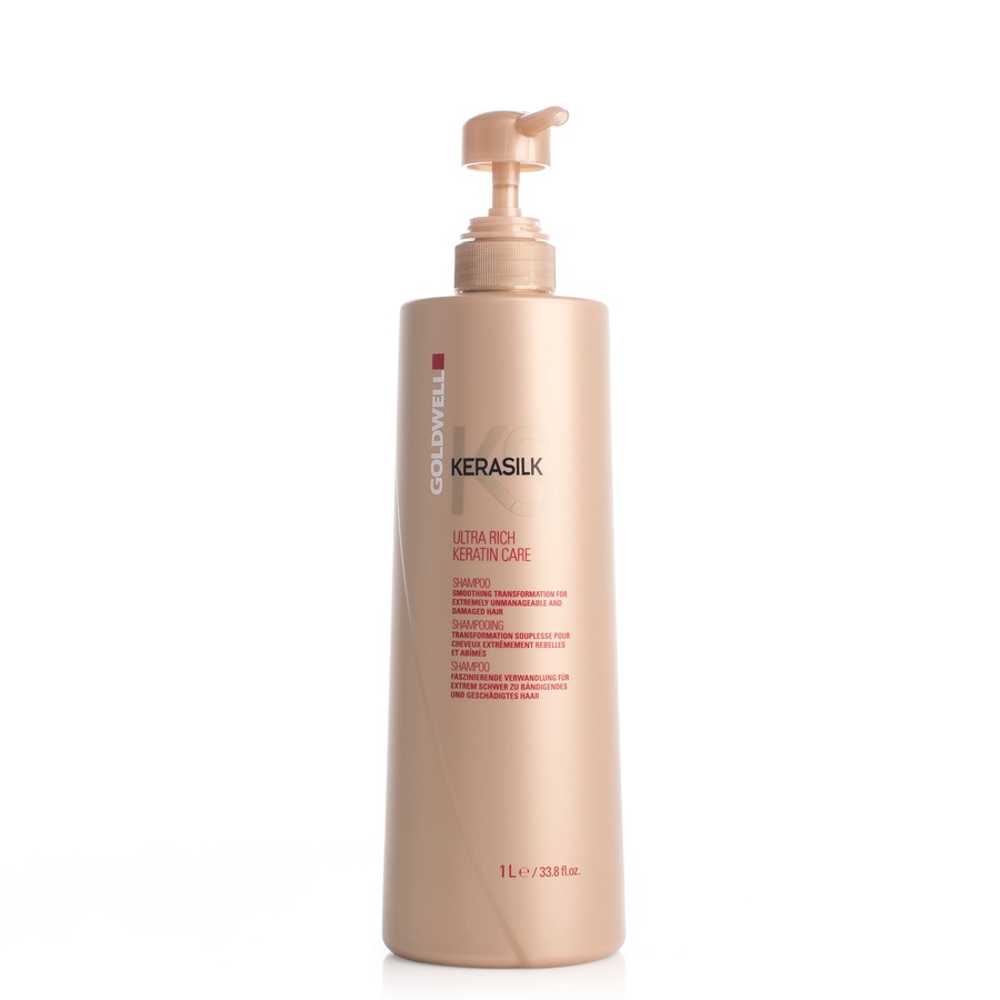 Goldwell Kerasilk Ultra Rich Care Shampoo 1000ml
