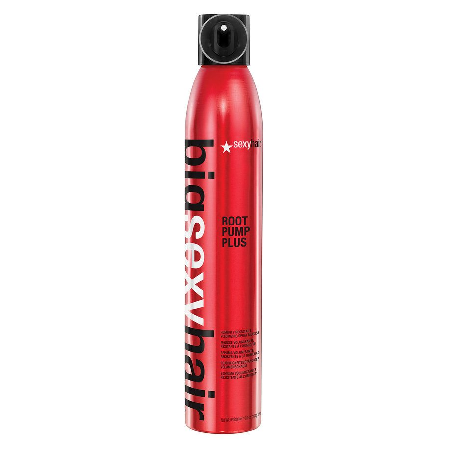 Big Sexy Hair Root Pump Plus Humidity Resistant Volumizing Spray Mousse 300ml