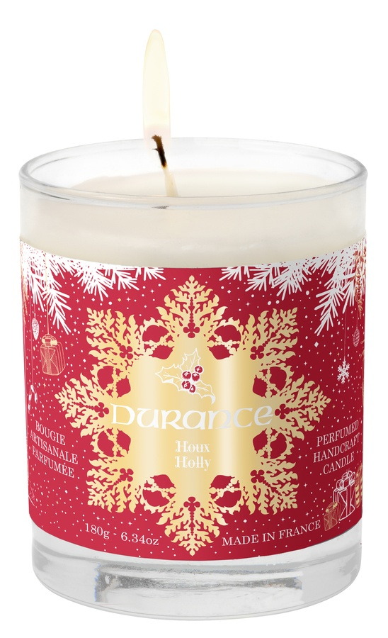 Durance Perfumed Handcraft Candle Kristtorn 180g