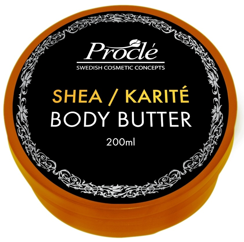 Proclé Body Butter 200ml Shea