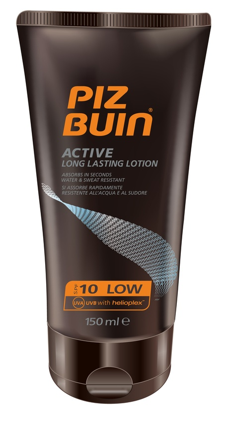 Piz Buin Active Long Lasting Lotion SPF10 150ml