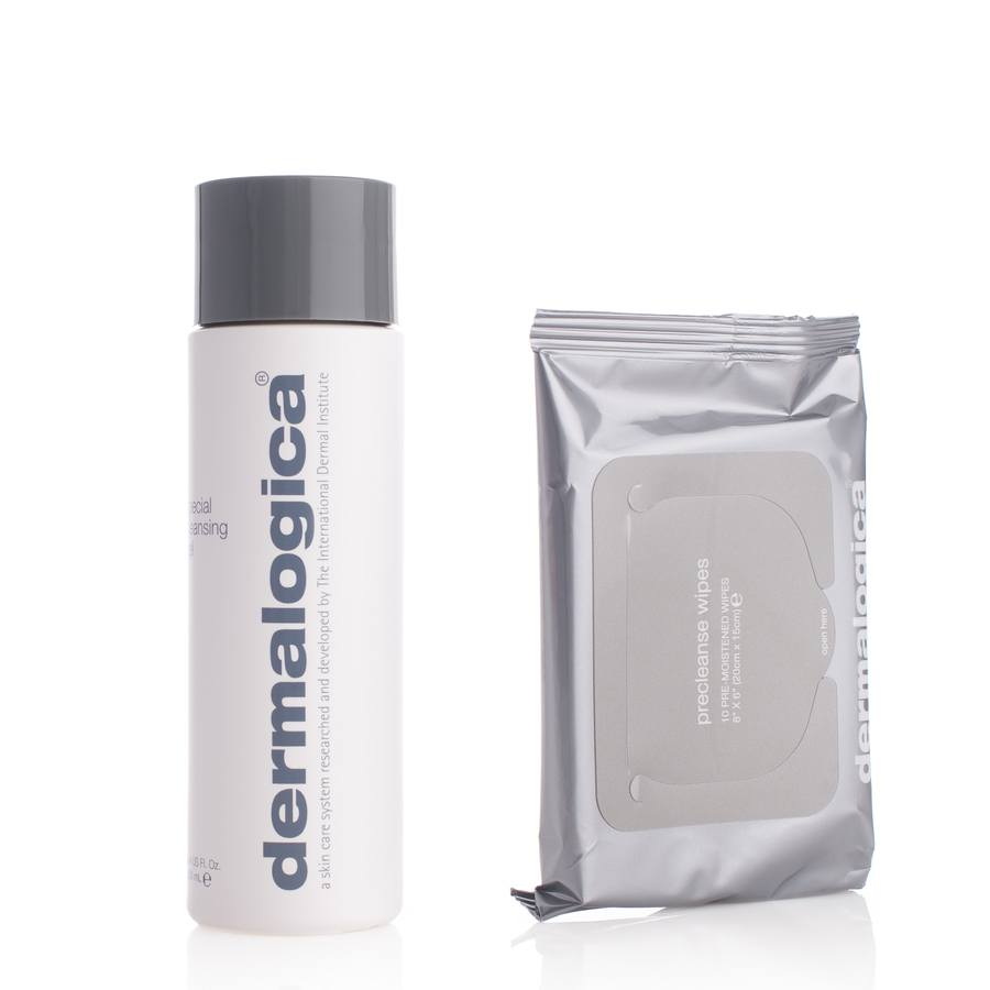 Dermalogica Spesial Cleansing Gel 250ml + Free Wipes 10 stk