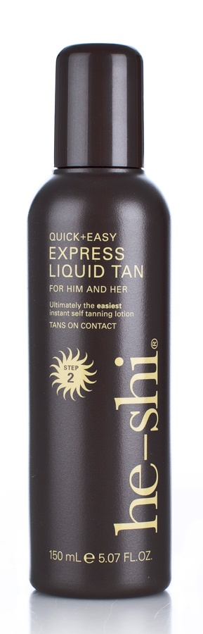 he-shi Express Liquid Tan 150ml