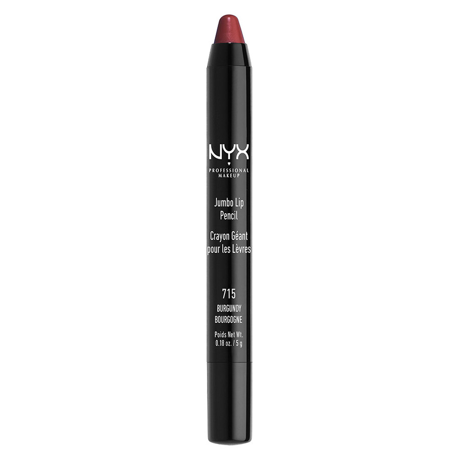 NYX Prof. Makeup Jumbo Lip Pencil 715 Burgundy