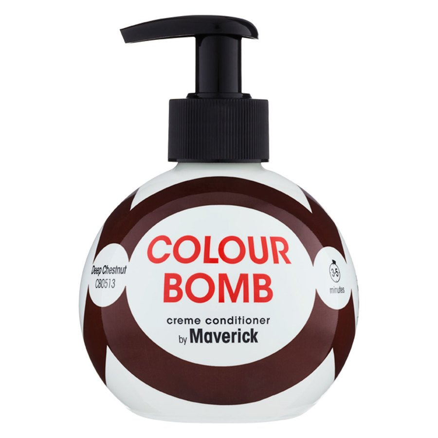 Colour Bomb Fargebalsam Deep Chestnut 250ml