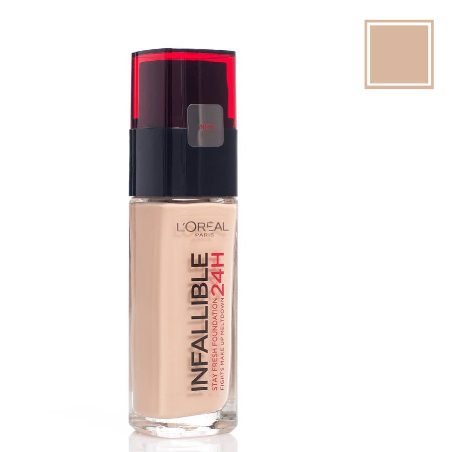 L'Oréal Paris Infallible 24H Liquid Foundation 220 Sand