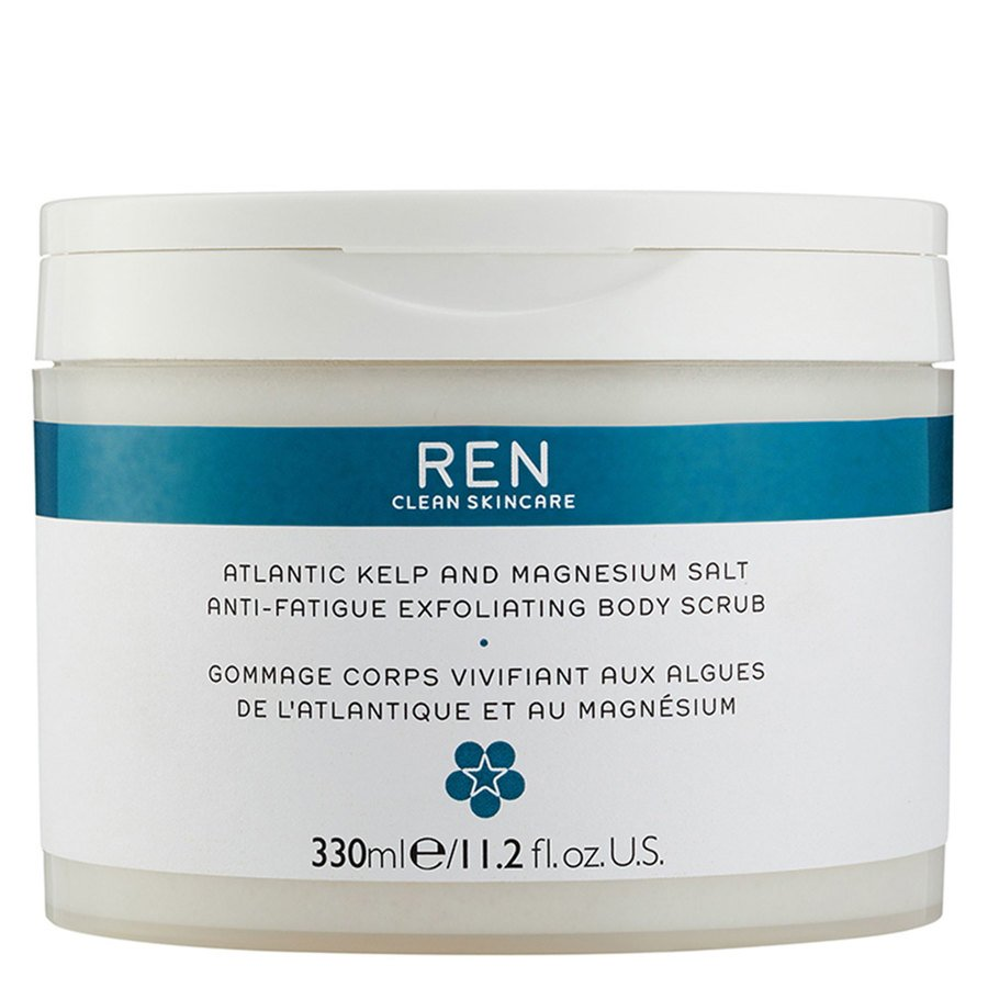 REN Clean Skincare Atlantic Kelp Exfoliating Body Scrub 330ml