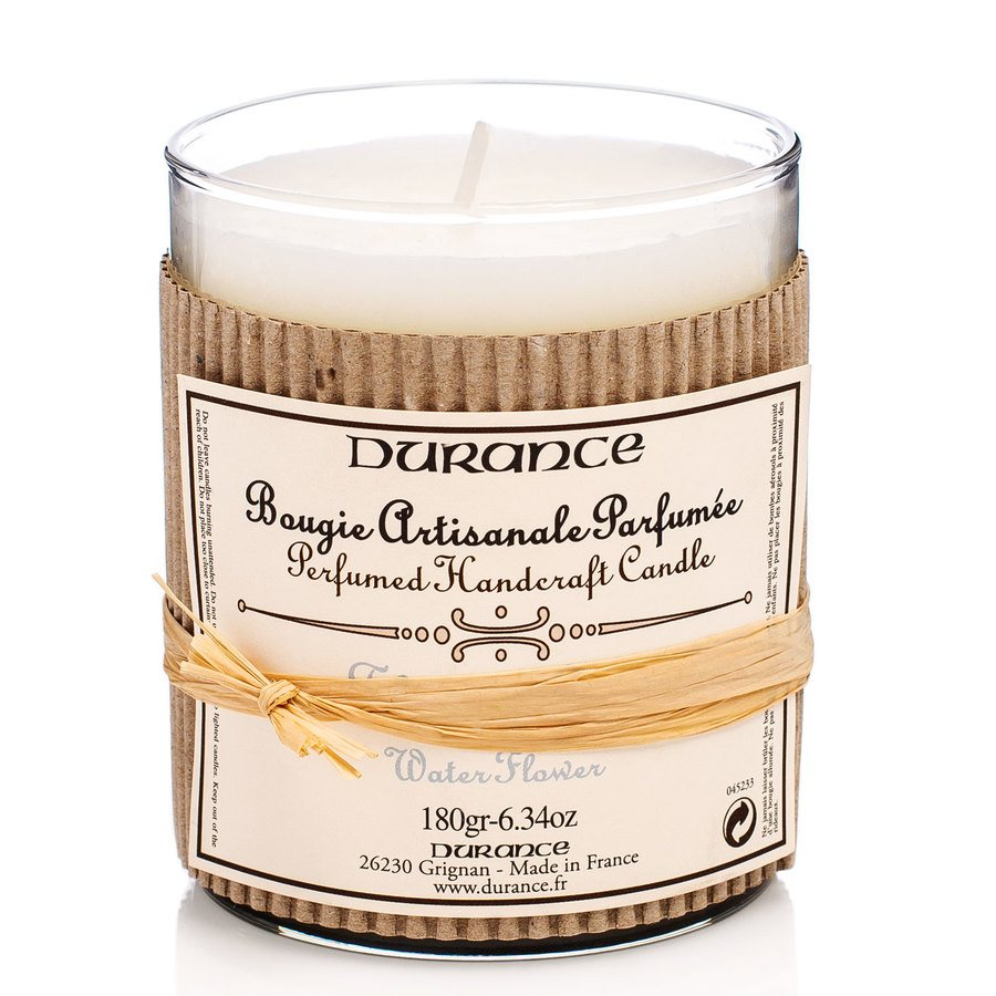 Durance Perfumed Handcraft Candle Water Flower 180g
