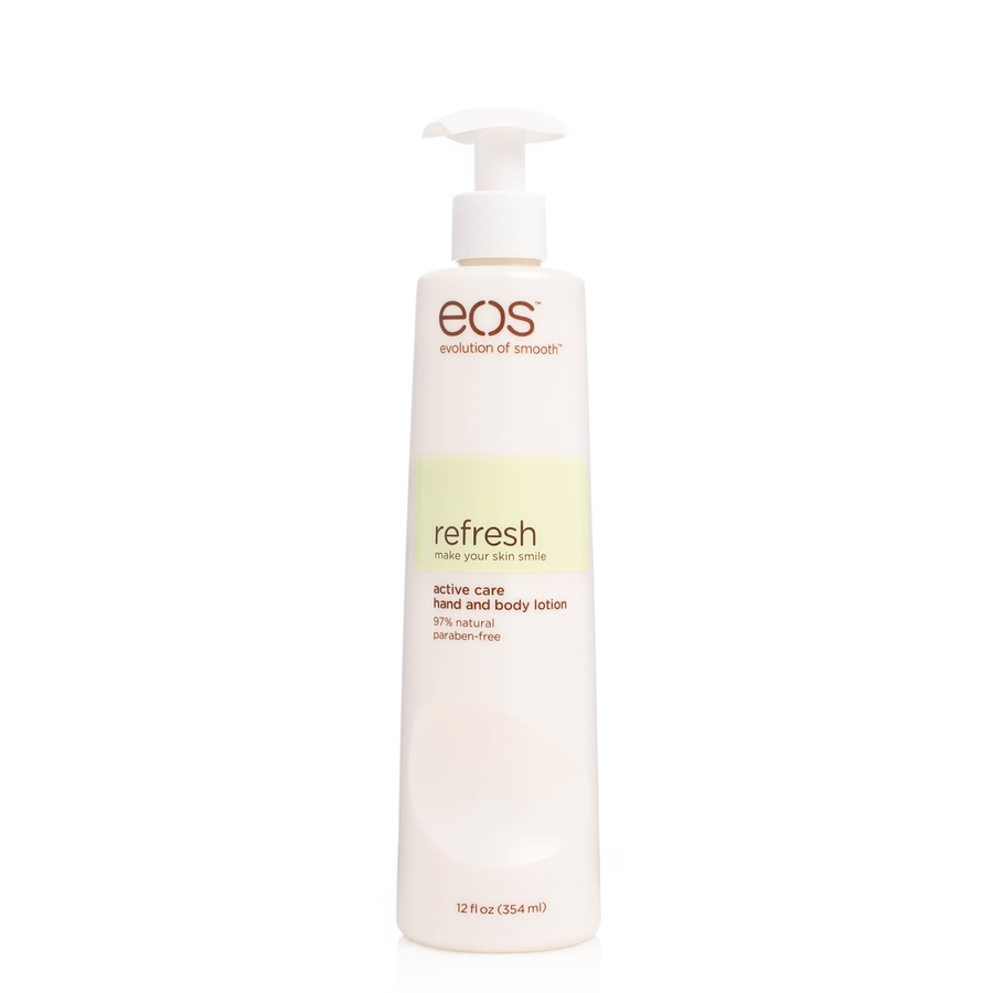 Eos The Evolution Of Smooth Refresh -make Your Skin Smile Hand And Body Lotion 354ml