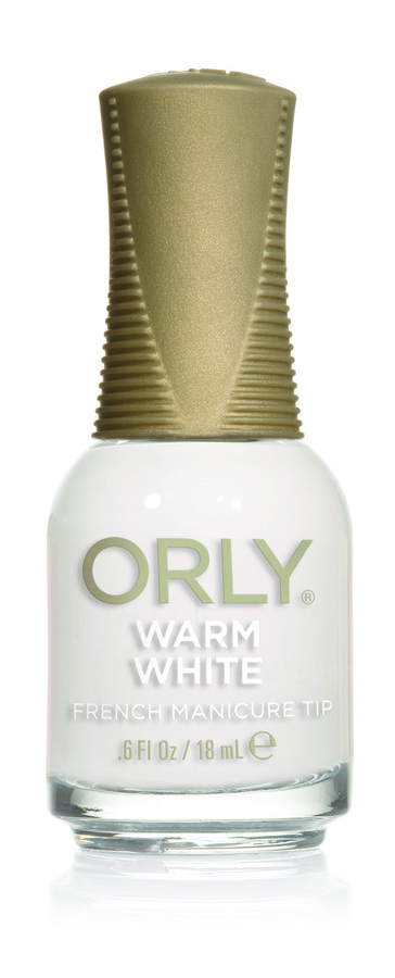 ORLY Fransk Manikyr Warm White 18ml