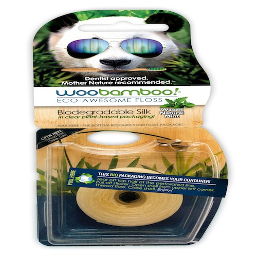 Woobamboo Eco Floss Tanntråd