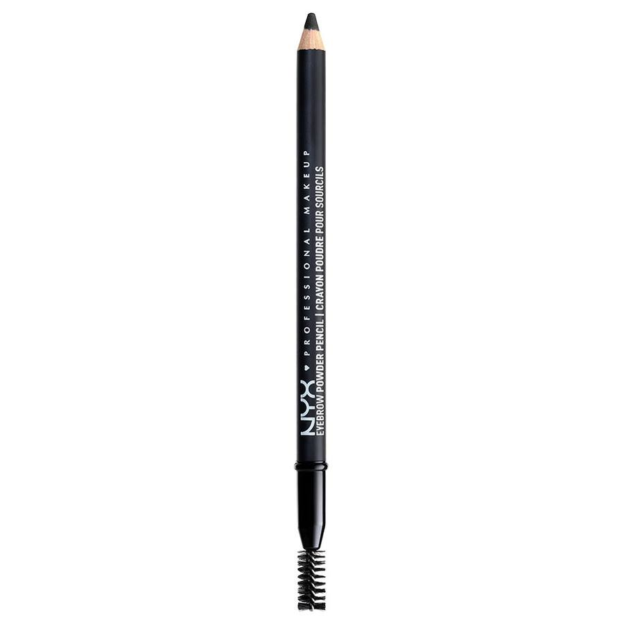 NYX Prof. Makeup Eyebrow Powder Pencil Black EPP09 1,4g