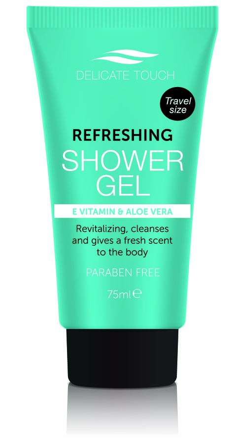 Delicate Touch Refreshing Shower Gel 75ml