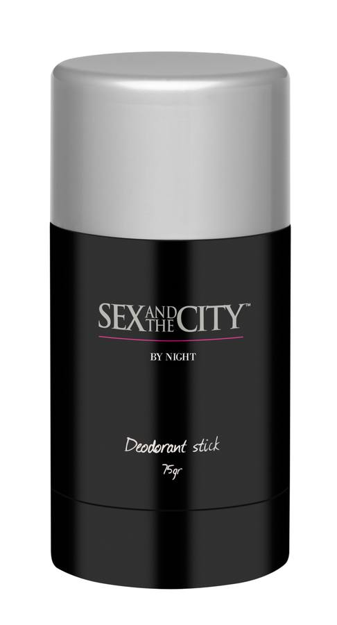 Sex And The City By Night Deodorant Stick 75gr