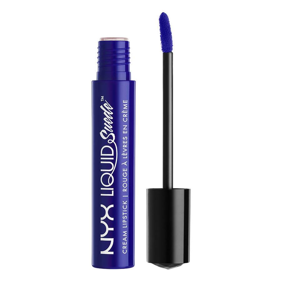 NYX Liquid Suede Cream Lipstick Jet Set