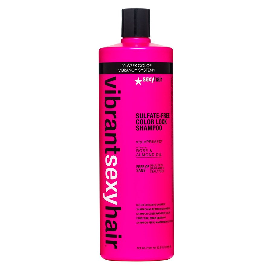 Vibrant Sexy Hair Color Lock Shampoo 1000ml