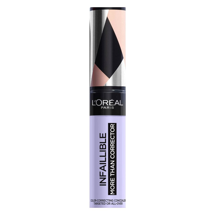 L'Oréal Paris Infaillible More Than Corrector 002 Blue Lavender 11ml