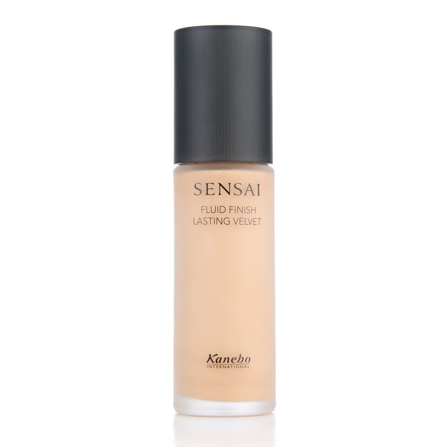 Kanebo Sensai Fluid Finish Lasting Velvet Foundation FV203 Natural Beige 30ml