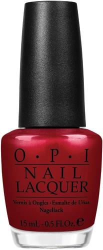 OPI Germany Collection Danke-Shiny Red 15ml