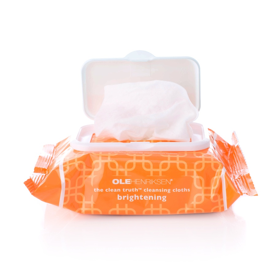 Ole Henriksen The Clean Truth Cleansing Clothes Brightening 30stk