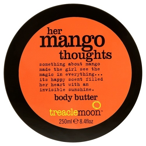 Treacle Moon Mango Thoughts Body Butter 250ml