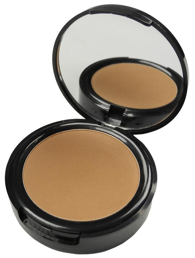 Smashit Cosmetics Compact Face Powder Dark