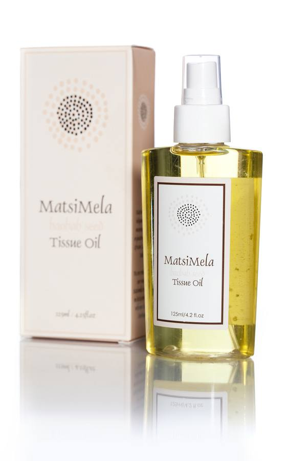 MatsiMela Baobab Tissue Oil 125ml