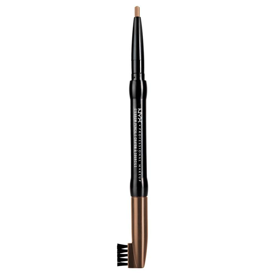 NYX Prof. Makeup Auto Eyebrow Pencil Light Brown