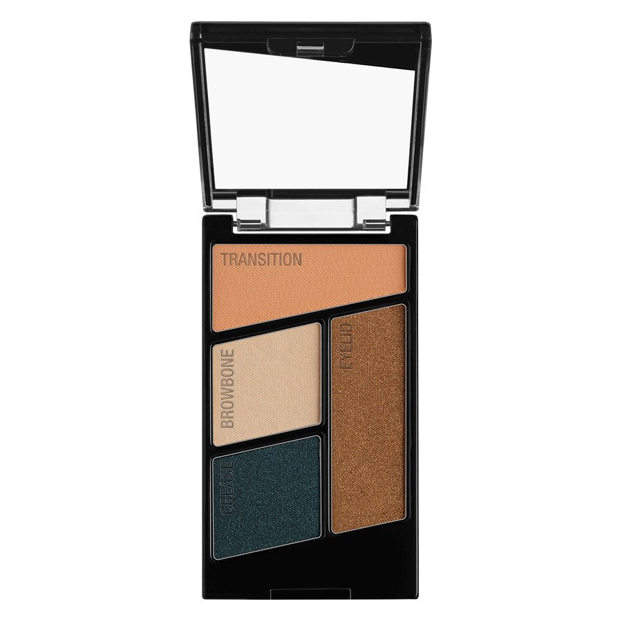 Wet'n Wild Color Icon Eyeshadow Quads Hooked on Vinyl