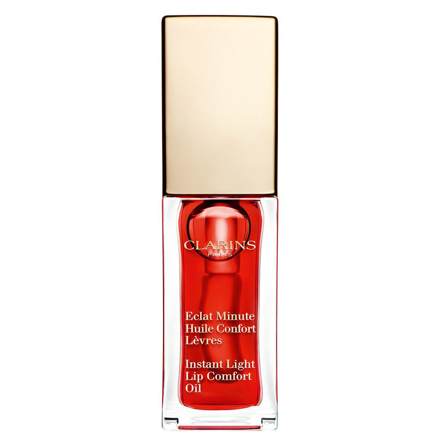 Clarins Instant Light Lip Comfort Oil #03 Red Berry 7ml