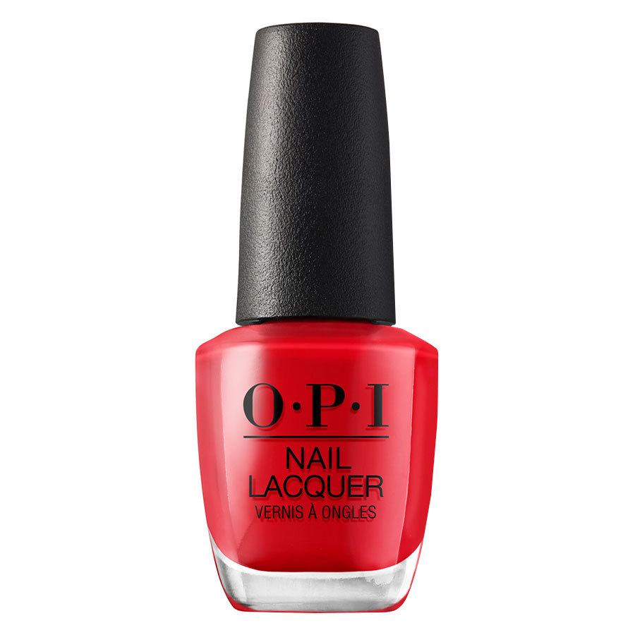 OPI Scotland Collection Red Heads Ahead 15ml