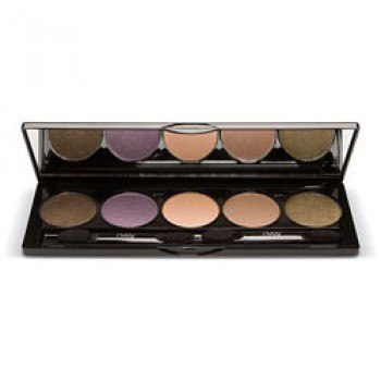 Nvey ECO Eye Shadow Palette 5 Colour Collection N° 6 Black Gold Velvet (170, 171, 168, 172, 173) 7,5g