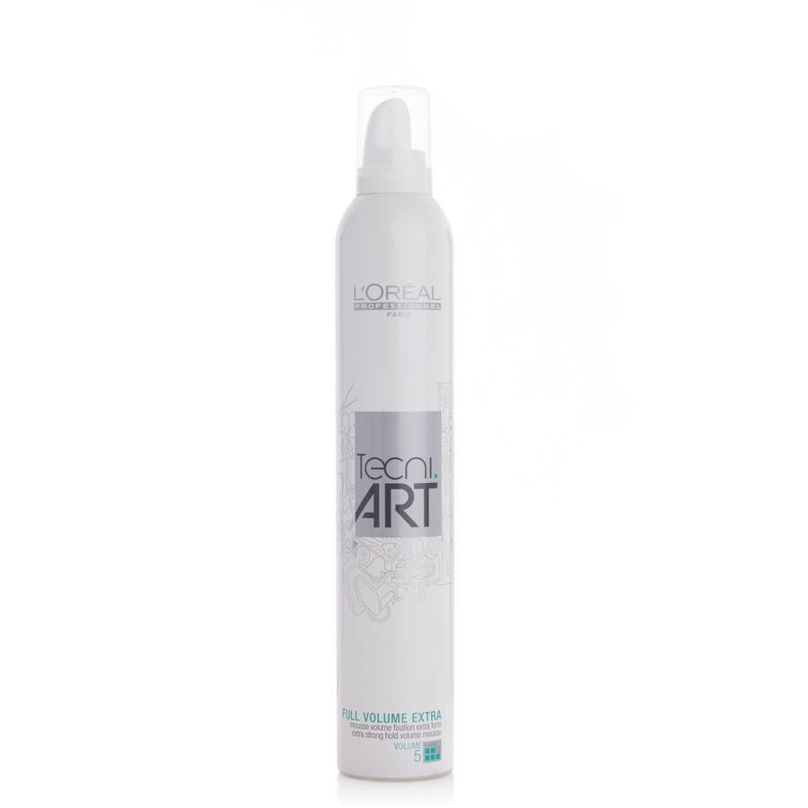 L'Oréal Professionnel tecni.ART  Extra Full Volume  Mousse  Strong Hold Force 5 400ml