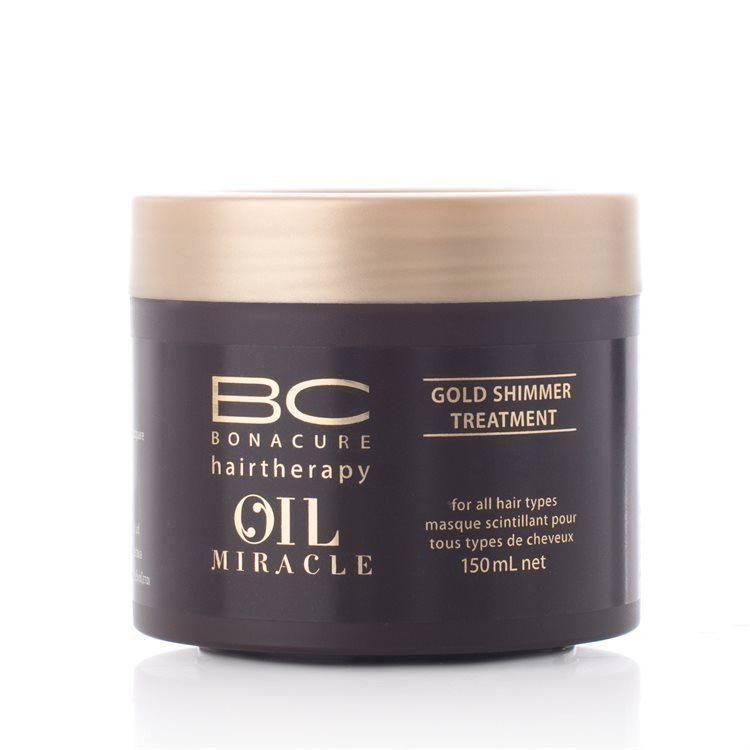 Schwarzkopf BC Bonacure Oil Miracle Gold Shimmer Treatment 150ml