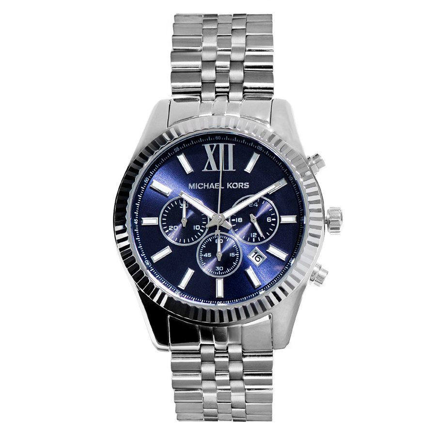 Michael Kors Lexington Navy Dial MK8280