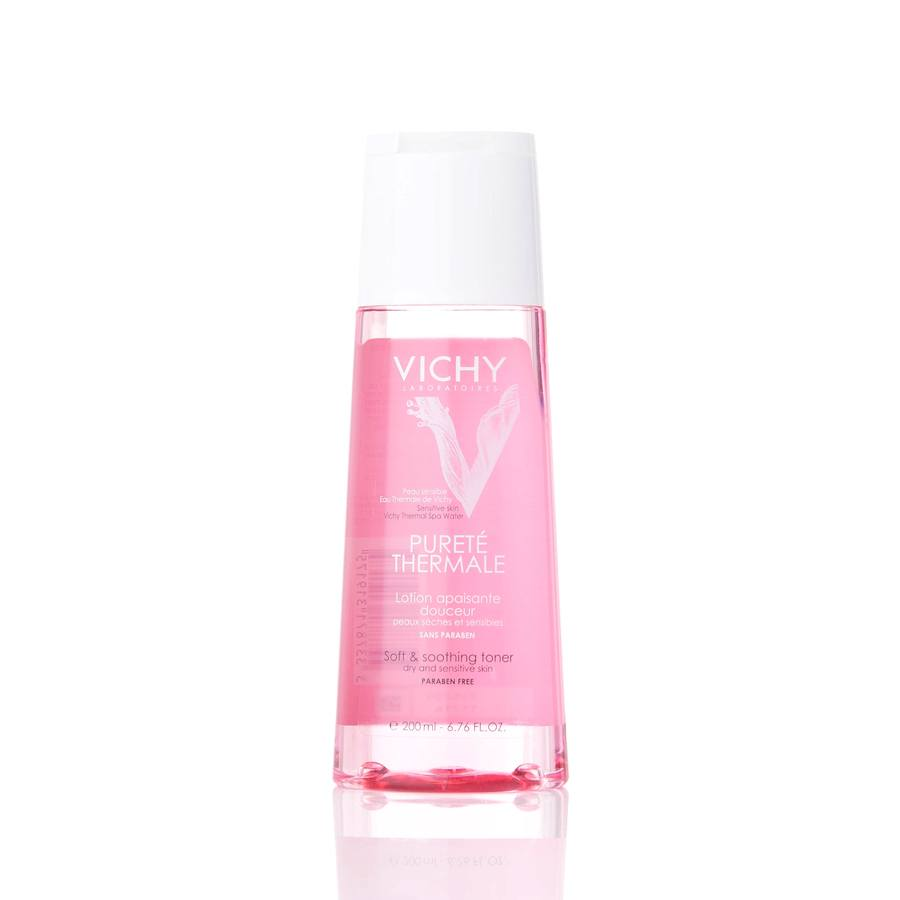 Vichy Purete Thermale Soft And Soothing Toner 200ml