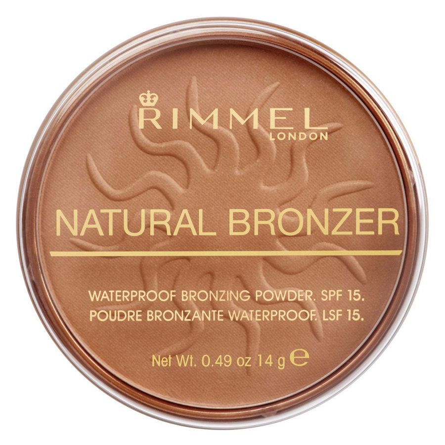 Rimmel London Natural Bronzer Sunlight 14g