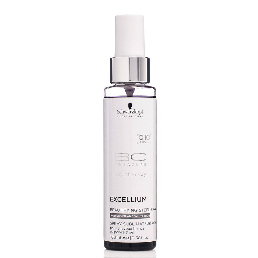 Schwarzkopf BC Bonacure Excellium White Steel Spray 100ml