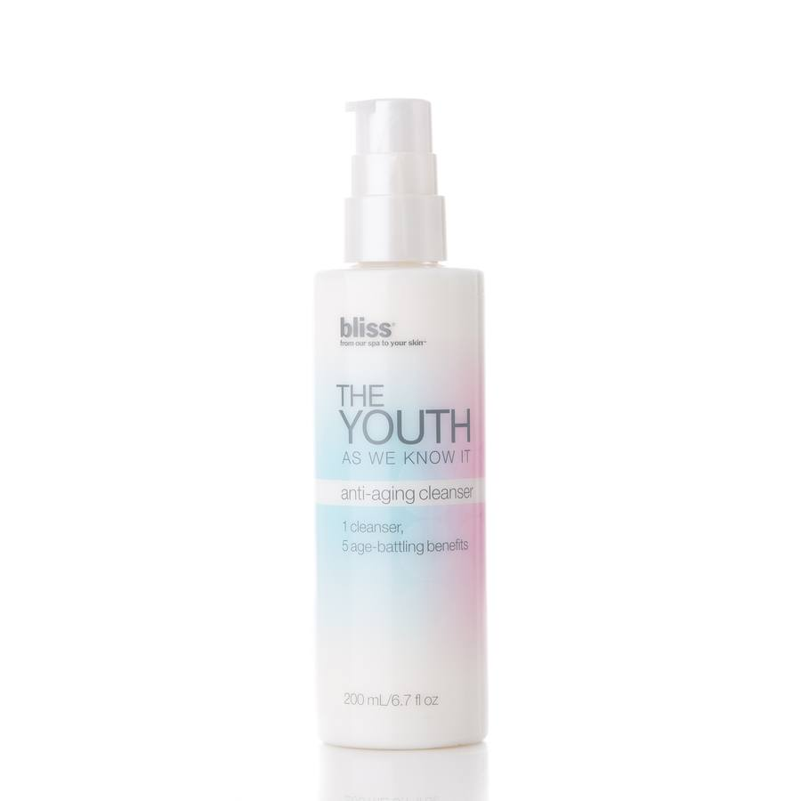 Bliss The Youth As We Know It Anti-Aging Cleanser 200ml