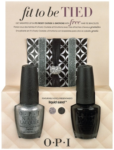 OPI Mariah Carey Holiday Collection – Fit To Be Tied Duo It´s Frosty Outside & Emotions 2 x 15ml