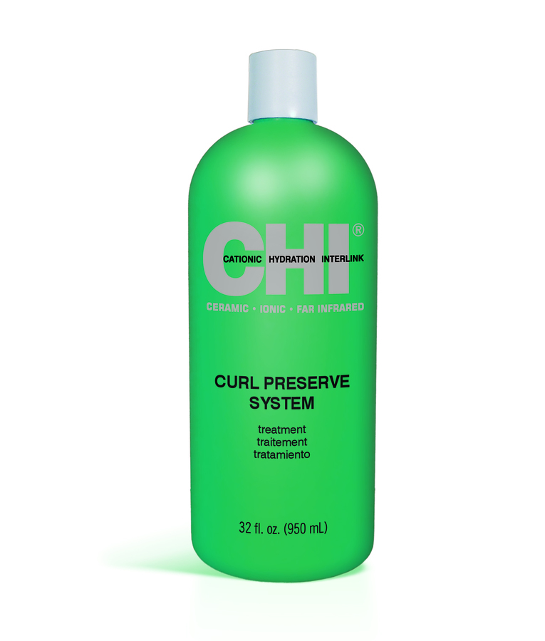 CHI Curl Preserve System Low pH Treatment 950ml