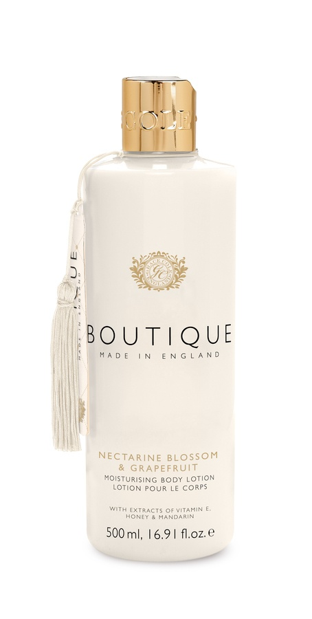 Grace Cole The Boutique Body Lotion Nectarine Blossom & Grapefruit 500ml