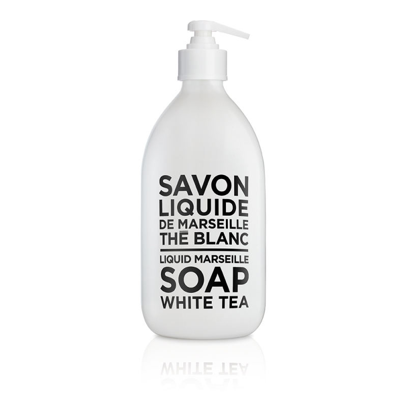 Compagnie De Provence Liquid Soap White Tea 500ml