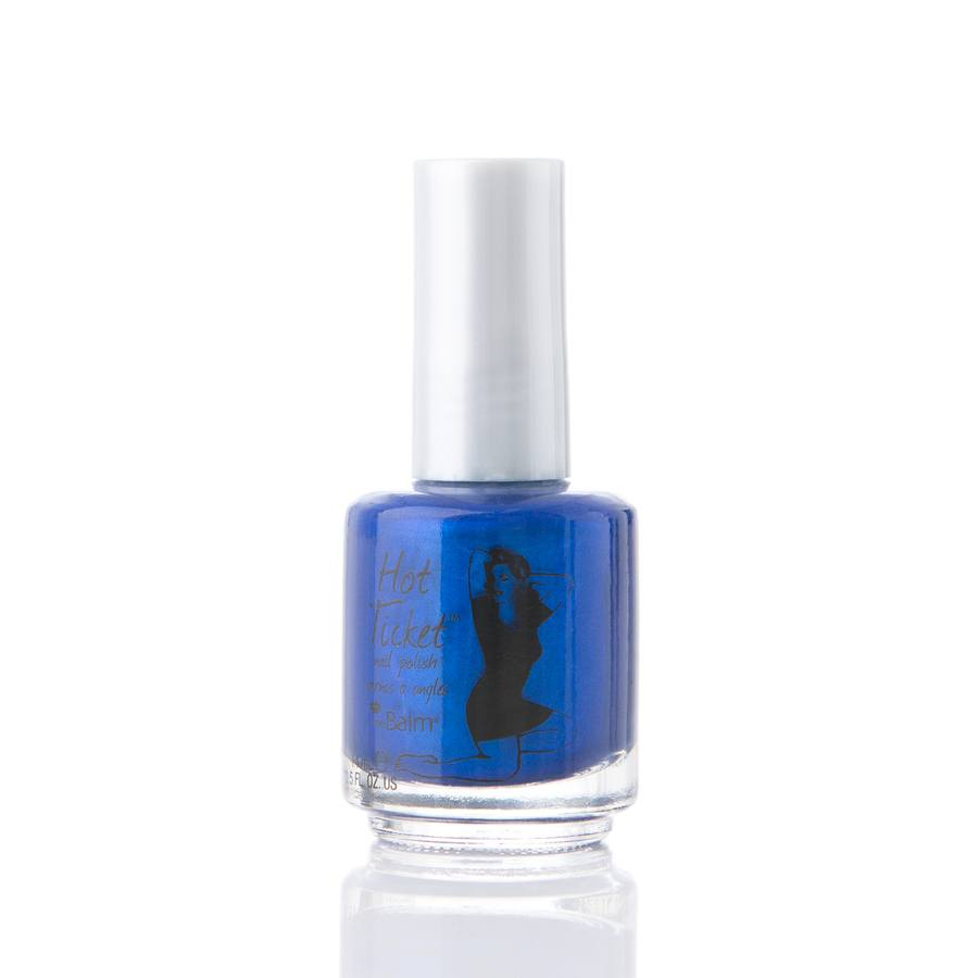 The Balm Hot Ticket Nail Poilsh A Case of the Blues