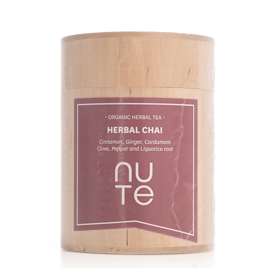 NUTE Herbal Chai 100g