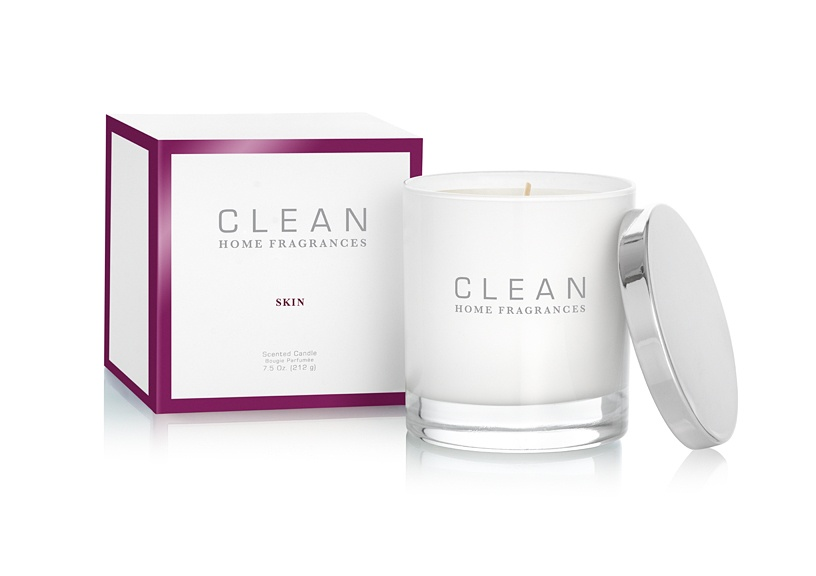 CLEAN Home Collection Skin Candle 212g