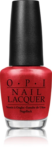 OPI Skyfall James Bond Collection The Spy Who Loved Me 15ml