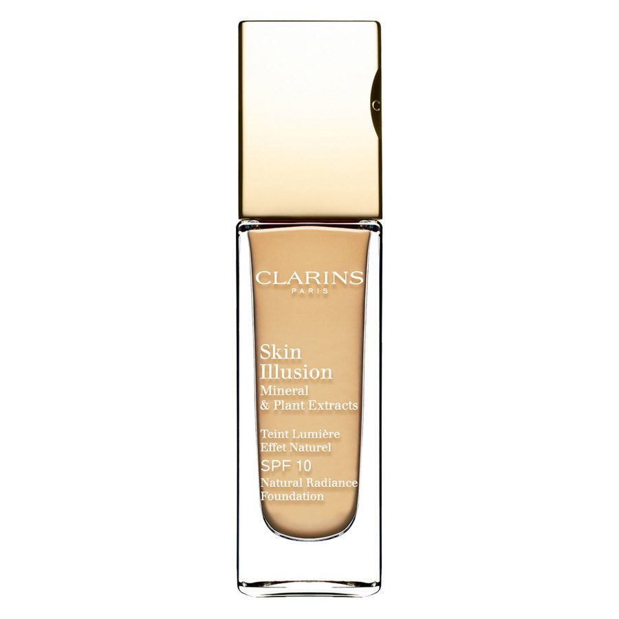 Clarins Skin Illusion Foundation #109 Wheat 30ml